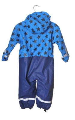 Combinezon ploaie Kids World, captuseala polar, 2-3 ani