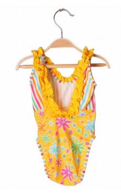 Costum galben inot SwimWear, 9-12 luni