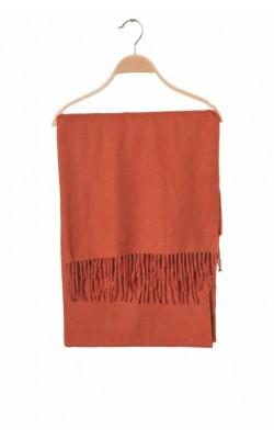 Esarfa lana pura Exclusive, 73x180 cm