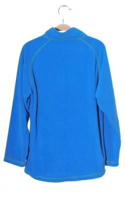 Fleece albastru Reflex, 12 ani