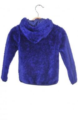 Fleece mov H&M, 3-4 ani