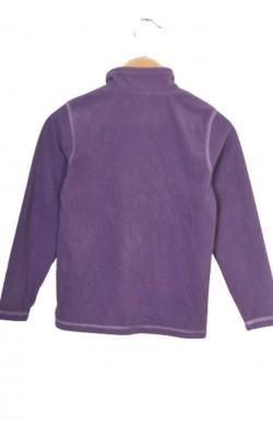 Fleece mov Line One, 7-8 ani