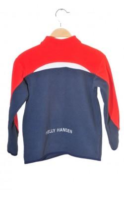 Fleece rosu Helly Hansen, 7-8 ani