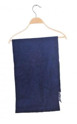 Fular lana pura Dressmann, 186 cm