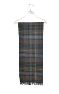 Fular lana pura virgina Highland Crown, 140 cm