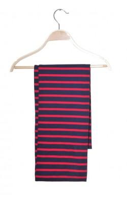 Fular Modas, tricot dublu strat, 165 cm