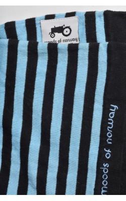 Fular Moods of Norway, tricot bumbac dublu strat