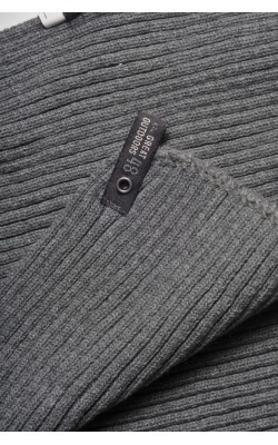 Fular tricot reiat gri Great Outdoors