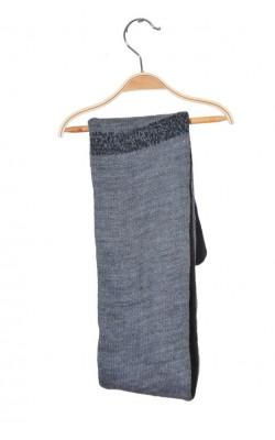 Fular tricot si fleece Max Sports, 146 cm