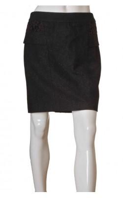 Fusta amestec lana Style Innerve, marime M