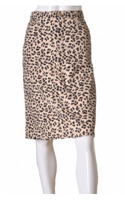 Fusta animal print See by Chloe, marime 38