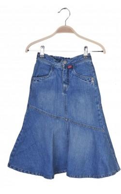Fusta denim H&M, 6 ani