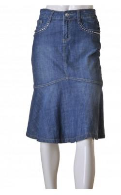 Fusta Gold Sk Jeans Wear, marime 36
