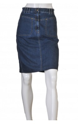 Fusta in A din denim In Linea, marime 36