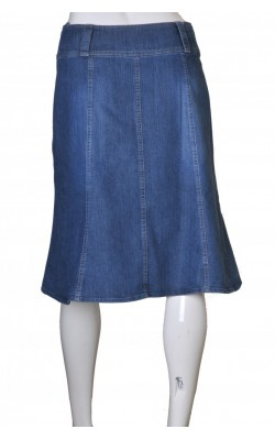 Fusta in clini din denim stretch Gerry Weber, marime 40