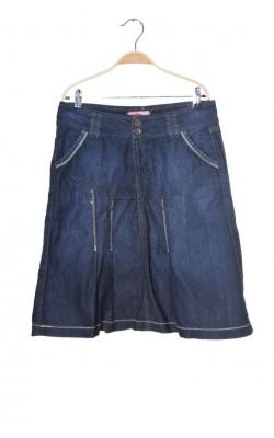Fusta Jeans by Koen&Moen, marime M