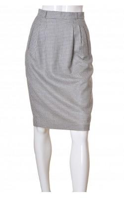 Fusta Liz Claiborne, stofa lana, marime 36