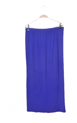 Fusta lunga din jerseu The Masai Clothing Company, marime M