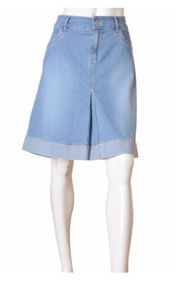 Fusta Number One by Kappahl, denim subtire, marime L