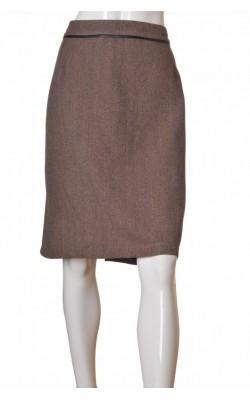 Fusta office Comfort Fashion, marime 48