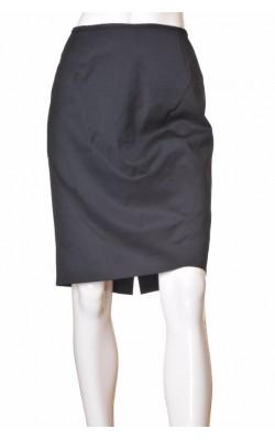 Fusta stofa lana Mario Conti Donna, marime 36