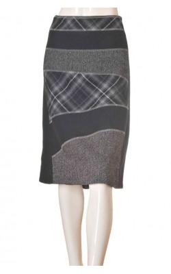 Fusta tesatura lana Andrea by PM Norway, marime 50