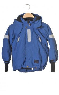 Geaca albastra schi Polarn O.Pyret, 4 ani