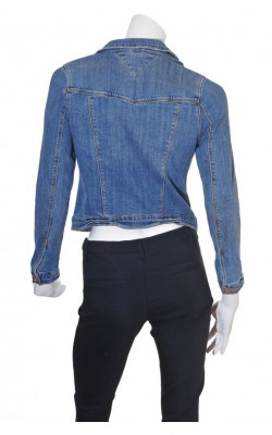 Geaca denim Gina Tricot Perfect Jeans, marime 36/38