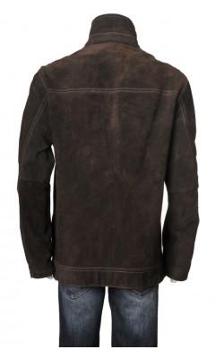 Geaca piele intoarsa Redwood Sportswear, marime XL