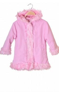 Geaca roz matlasata Kids Code, 4 ani
