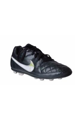Ghete fotbal cu crampoane Nike Tiempo, marime 35