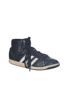 Ghete sport Adidas, piele naturala, marime 37.5