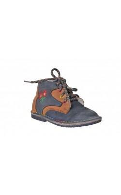 Ghetute Baren Schuhe, piele, interior fleece, marime 23