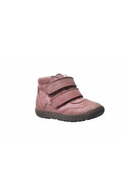 Ghetute roz impermeabile Bisgaard, interior lana, marime 26