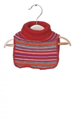 Guler bebelusi, amestec lana, captuseala bumbac, 3-12 luni