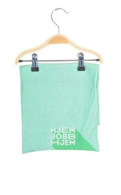 Guler termic verde cu imprimeu