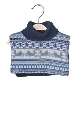 Guler tricot captusit cu fleece H&M, 4-6 ani