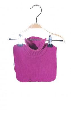 Guler tricot captusit cu fleece La Mote, 2-4 ani