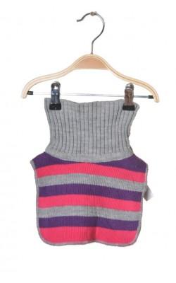 Guler tricot Cubus, captuseala fleece, 4-8 ani
