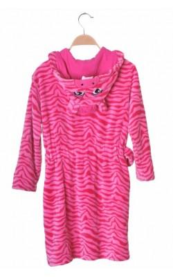 Halat roz cu cap de tigru Kappahl, 7-8 ani