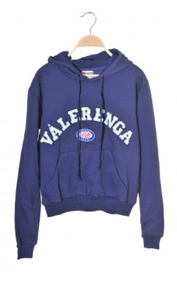 Hanorac molton Valerenga, 10-12 ani