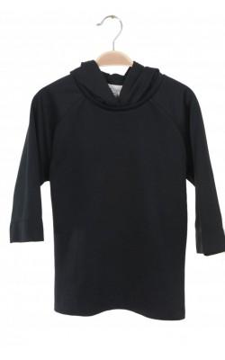 Hanorac negru Nike, 10-12 ani