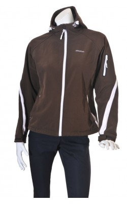 Hanorac softshell Skogstad, captuseala fleece, marime L