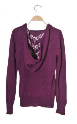 Hanorac tricotat Stormberg, mix lana, marime XS