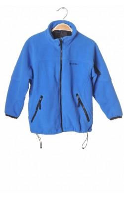 Jacheta albastra fleece captusit Skogstad, 8 ani
