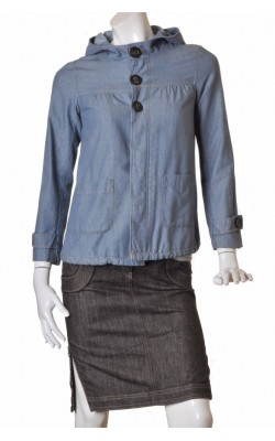 Jacheta aspect denim Pageboy, marime S
