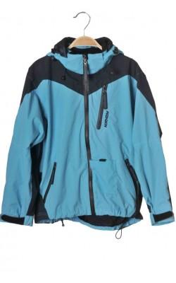 Jacheta bleu cu negru Norheim, impermeabila, 12 ani
