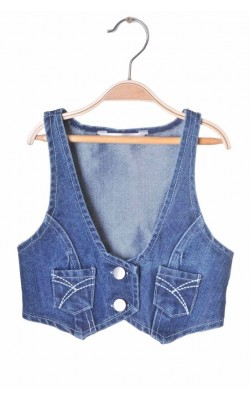 Jacheta denim Matalan, Treasure Me, 4-5 ani
