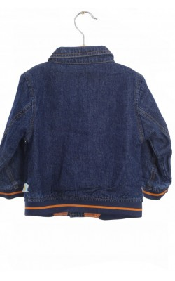 Jacheta denim Timbree, 24 luni