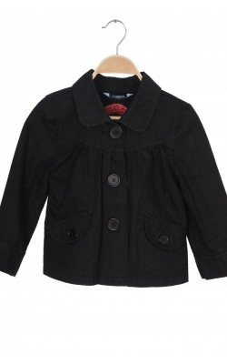 Jacheta din bumbac Girls, 9 ani